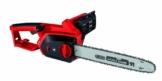 Einhell Elektro Kettensäge GH-EC 2040 (2000 Watt, 375 mm Schnittlänge, Oregon Kette und Qualitätsschwert, Rückschlagschutz und Kettenfangbolzen) - 1