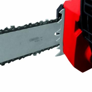 Einhell Elektro Kettensäge GH-EC 2040 (2000 Watt, 375 mm Schnittlänge, Oregon Kette und Qualitätsschwert, Rückschlagschutz und Kettenfangbolzen) - 9