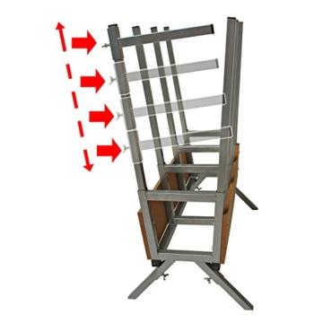 Sägebock Brennholz für Kettensäge Motorsäge - 2