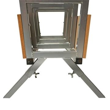 Sägebock Brennholz für Kettensäge Motorsäge - 4